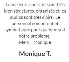 le témoignage de Monique T. sur la formation en cartomancie